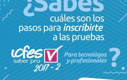 ¡Prepárate para presentar las Pruebas Saber Pro 2017 – 2!