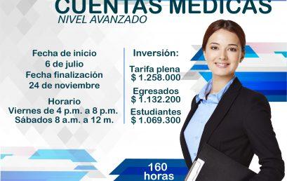 Diplomado en Auditoría en Cuentas Médicas
