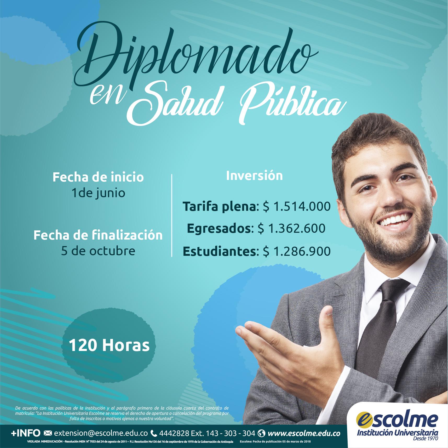 Diplomado en Salud Pública