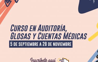 Curso en auditoría, glosas y cuentas médicas