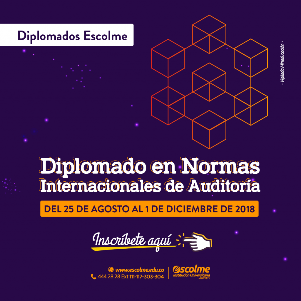 Diplomado en Normas internacionales de auditoría