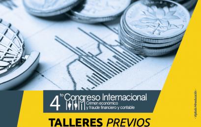 Taller pre-congreso internacional Crimen económico y fraude financiero y contable