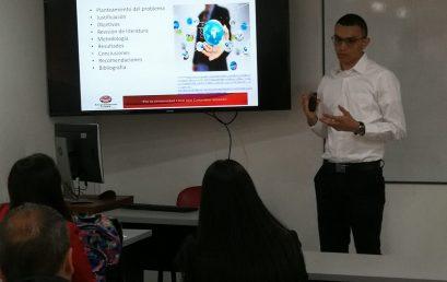 Participación de nuestros estudiantes en 6to Simposio Internacional de Investigación en Ciencias Económicas, Administrativas y Contables