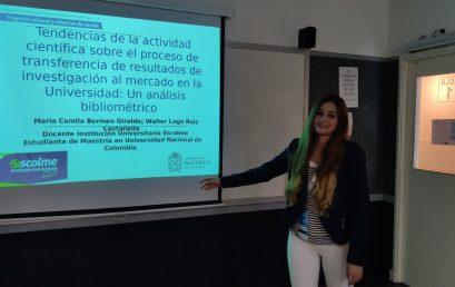 Escolme presente en el Tercer Congreso Argentino de Estudios Sociales de la Ciencia y Tecnología