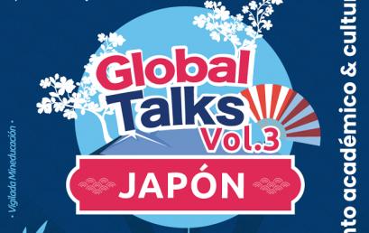 Global Talks Volumen 3 – Japón