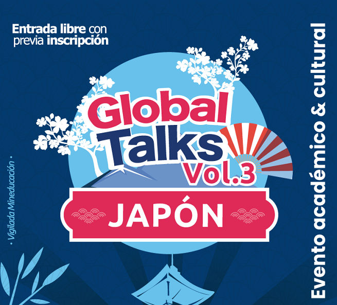 Global Talks Volumen 3 – Japón