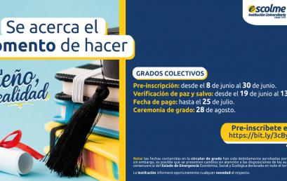 Grados Colectivos 2020-2